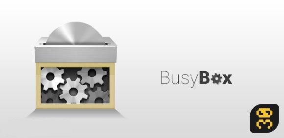 دانلود بیزی باکس اندروید BusyBox Pro 70 Final / BusyBox for Android 6.7.10.0