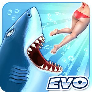 دانلود Hungry Shark Evolution 5.6.0 – بازی کوسه شکارچی اندروید