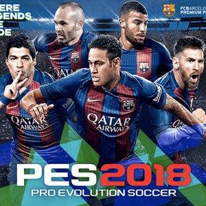 دانلود بازی فوتبال تکاملی PES 2018 PRO EVOLUTION SOCCER 2.0.0 اندروید