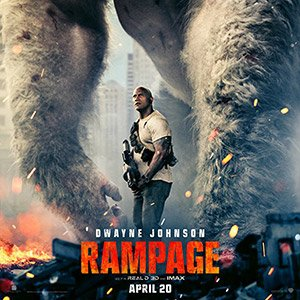 Rampage 2018 Movie With Direct Link + Subtitle Persian 2018-06-18