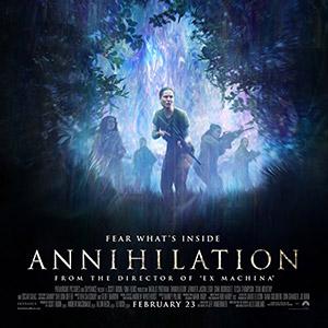 معرفی و تریلر فیلم Annihilation 2018