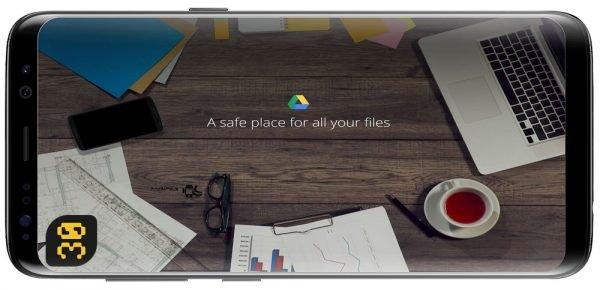 دانلود Google Drive 2.20.141.02 - فضای رایگان گوگل درایو برای اندروید