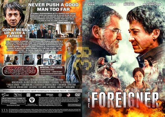 دانلود فیلم The Foreigner 2017 + زیرنویس فارسی