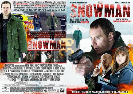 دانلود فیلم The Snowman 2017 + زیرنویس فارسی