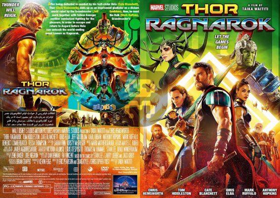 دانلود فیلم Thor Ragnarok 2017 - تور راگناروک + زیرنویس فارسی