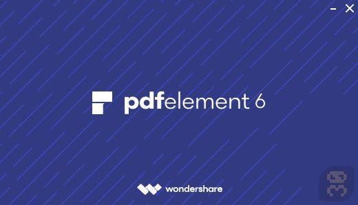 دانلود Wondershare PDFelement v7.0.1.4283 - ساخت فایلهای PDF