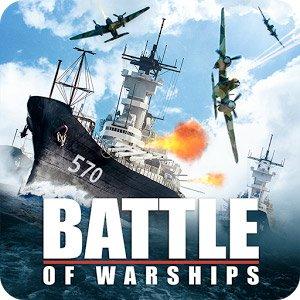 دانلود  Battle of Warships v1.66.11 بازی نبرد ناو ها برای اندروید
