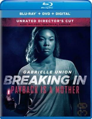 دانلود فیلم Breaking In 2018 با لینک مستقیم + زیرنویس فارسی