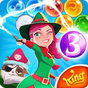 دانلود Bubble Witch 3 Saga v4.4.2 بازی جادوگر حباب 3 اندروید