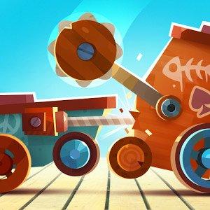دانلود CATS: Crash Arena Turbo Stars 2.0.8 بازی جنگ روبات های اندروید