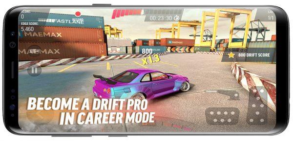 دانلود Drift Max Pro 1.5.8 بازی دریفت ماشین اندروید