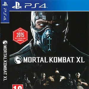 Hacked Version Of The Game Mortal Kombat XL For PS4