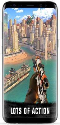 دانلود Sniper 3D Gun Shooter v2.13.2  بازی قاتل تک تیرانداز برای اندروید