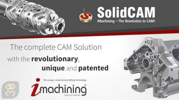 دانلود SolidCAM 2018 SP1 HF1 - جدیدترین نسخه سالیدکم