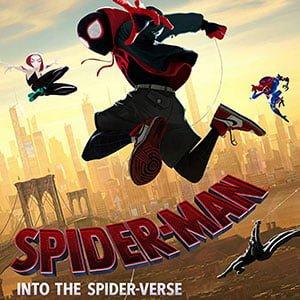 دانلود انیمیشن Spider-Man Into the Spider-Verse 2018 + زیرنویس فارسی