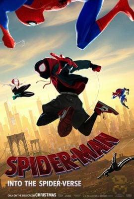 دانلود انیمیشن Spider-Man Into the Spider-Verse 2018