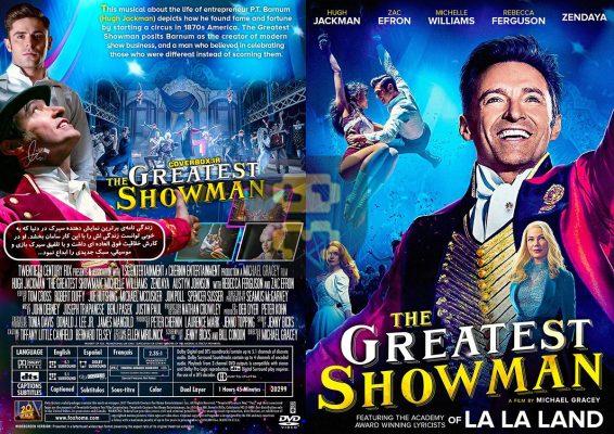 دانلود فیلم The Greatest Showman 2017 + زیرنویس فارسی
