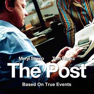 دانلود فیلم The Post 2017 + زیرنویس فارسی