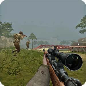 دانلود American vs Japanese Sniper 1.1.4 – تقابل اسنایپر های آمریکایی و ژاپنی اندروید