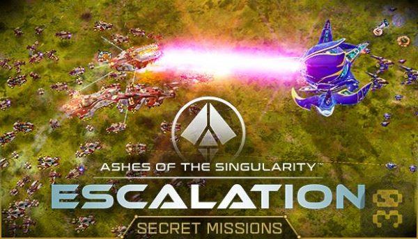 دانلود بازی Ashes of the Singularity Escalation 2018 برای کامپیوتر + کرک