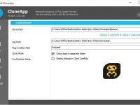 دانلود CloneApp 2.14.555 - پشتیبان گیری از برنامه ها