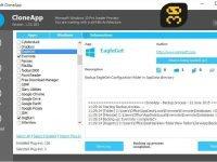 دانلود CloneApp 2.12.462 - پشتیبان گیری از برنامه ها