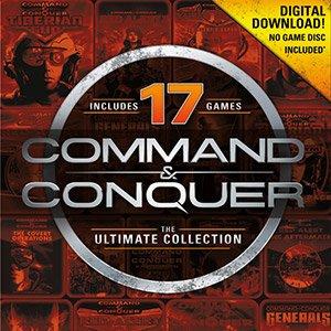 دانلود Command & Conquer The Ultimate Collection – مجموعه تمامی بازی ها