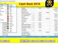 دانلود FGS Cashbook 7.3 - حسابرسی و مدیریت هزینه ها