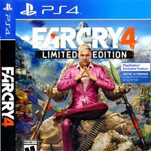 دانلود نسخه هک شده بازی Far Cry 4 برای PS4