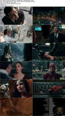 دانلود فیلم لیگ عدالت Justice League 2017 + زیرنویس فارسی