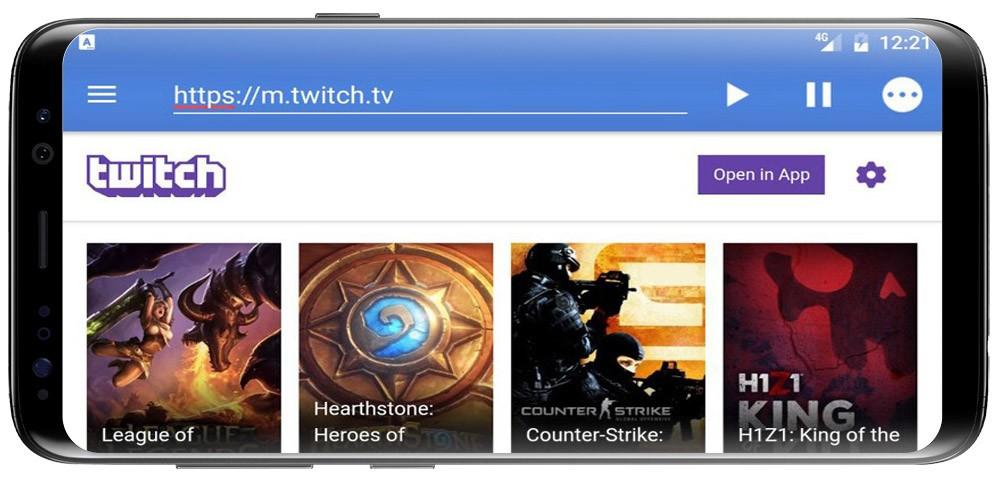 دانلود Live Stream Player v5.16 Pro - پخش فیلم و موزیک آنلاین اندروید