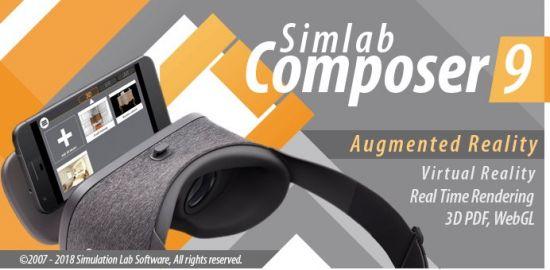 دانلود SimLab Composer 9.0.8 - طراحی سه بعدی