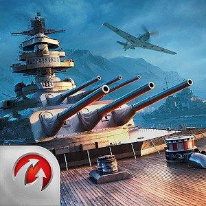 دانلود World of Warships Blitz v2.4.0 – بازی نبرد کشتی ها اندروید