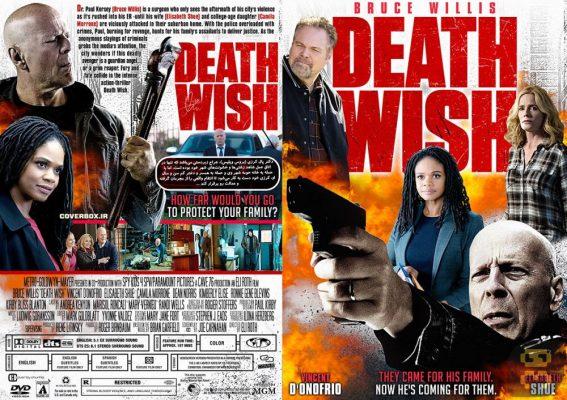 دانلود فیلم Death Wish 2018 + زیرنویس فارسی + 4K