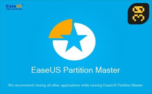دانلود EaseUS Partition Master 13.5 - پارتیشن بندی و مدیریت آنها