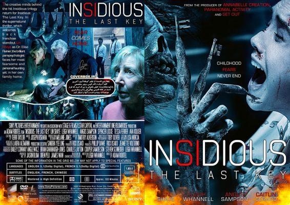 دانلود فیلم Insidious The Last Key 2018 + زیرنویس فارسی