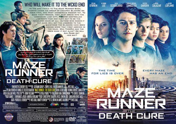 دانلود فیلم Maze Runner The Death Cure 2018 + زیرنویس فارسی