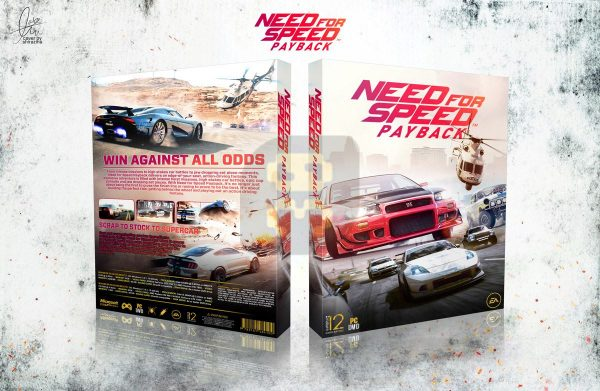 دانلود بازی کامپیوتر Need for Speed Payback - جنون سرعت بازپرداخت