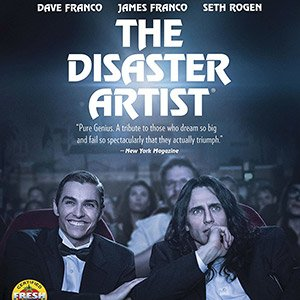 دانلود فیلم The Disaster Artist 2017 + زیرنویس فارسی