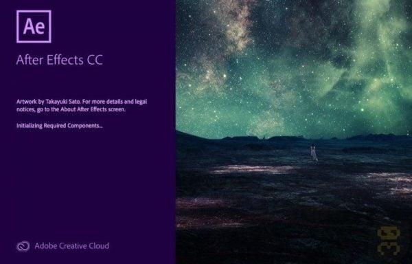 دانلود Adobe After Effects CC 2019 v16.1.2.55 - جدیدترین نسخه برنامه افتر افکت
