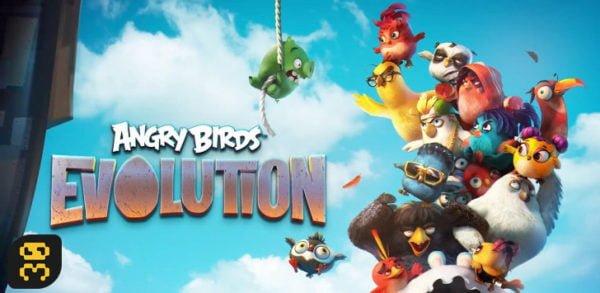 دانلود Angry Birds Evolution v2.1.1 - بازی پرندگان عصبانی تکامل اندروید