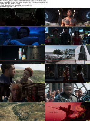 دانلود فیلم Black Panther پلنگ سیاه 2018 + زیرنویس فارسی