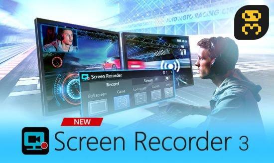 دانلود CyberLink Screen Recorder Deluxe 4.0.0.6648  - تصویر برداری از دسکتاپ
