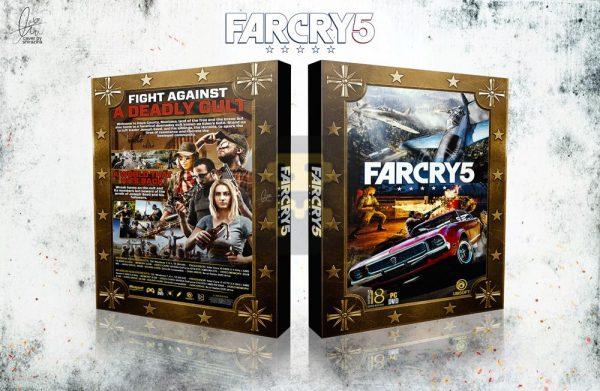 دانلود بازی Far Cry 5 برای کامپیوتر + کرک