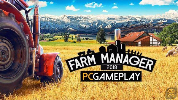 دانلود بازی Farm Manager 2018 برای کامپیوتر + کرک + آپدیت