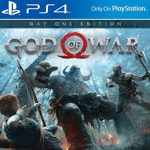 Games God Of War 2018 For PS4 + Hacked Version