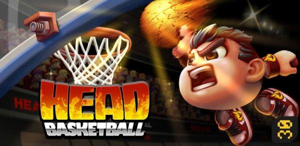 دانلود Head Basketball v1.14.1 بازی بسکتبال کله ای اندروید برای اندروید