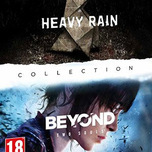 Hacked Version Of The Game Heavy Rain For PS4