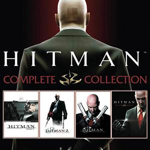 دانلود سری کامل بازی های هیتمن Hitman Collection برای کامپیوتر