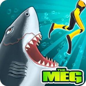 دانلود Hungry Shark Evolution 7.4.0 – بازی کوسه شکارچی اندروید
